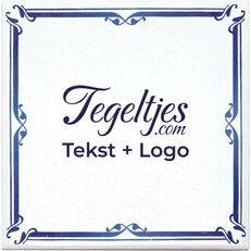 Logo tegeltje