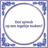 Delfts Blauwe tegel (nr.62)