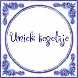 Delfts Blauw tegeltje maken (nr.62)