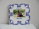 Oud Hollands nr.24 met foto