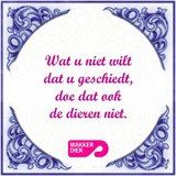 Delfts Blauw (nr.64) nieuw