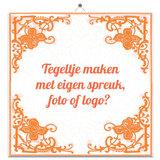 Oranje Tegel (bekend van TV)