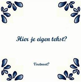 Delfts Blauw (nr.3 nieuw)