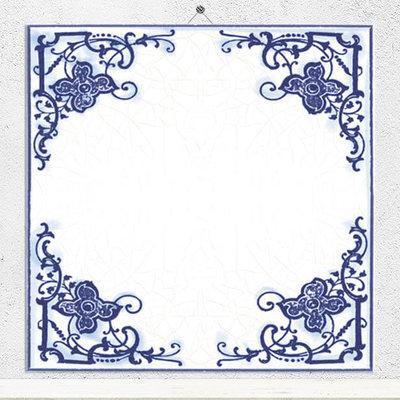 Delfts Blauw (nr.23 blanco)