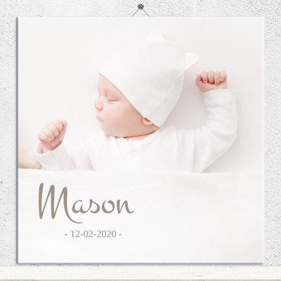 Geboorte tegeltje (nr.3)