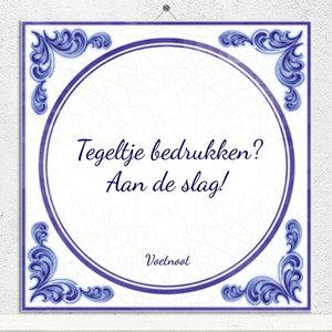 Delfts Blauw (nr.62) nieuw